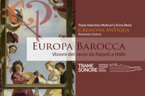 Europa Barocca at Trame Sonore<br/>Mantova Chamber Music Festival 2019