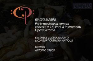 Madrigali op.7 – Playlist completa   Prima mondiale Tactus 2019   Ensemble Costanzo Porta & Consort Cremona Antiqua