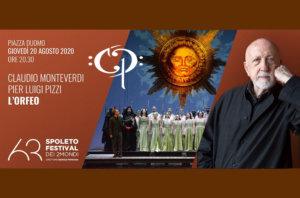 L'Orfeo |<br/>Inaugurazione Festival dei 2 Mondi Spoleto