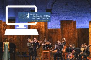 Disponibili al riascolto sulla web TV<br/>i concerti di Cremona Antiqua al Festival della Valle d'Itria 2020