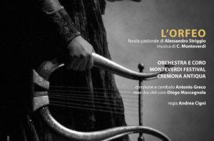 L'Orfeo | Monteverdi Festival 2021